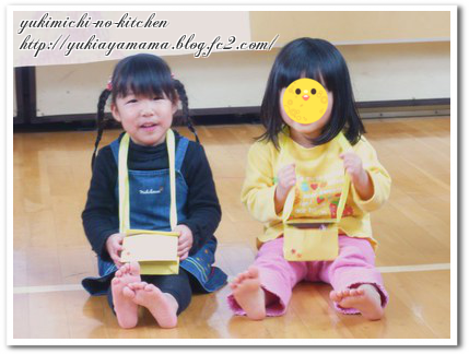 児童会館卒業式1