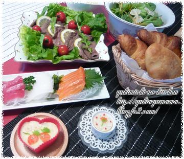 母の日☆ディナー♪
