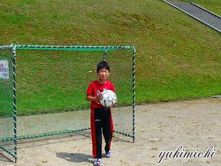 サッカー大好き☆