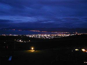 岩内キャンプ☆夜景