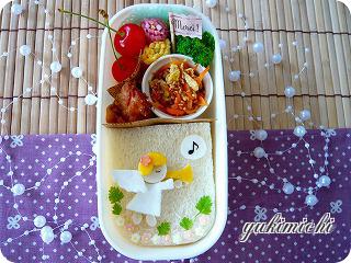 天使のお弁当♪