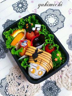 メロエッタ☆ボイスフォルムのお弁当♪