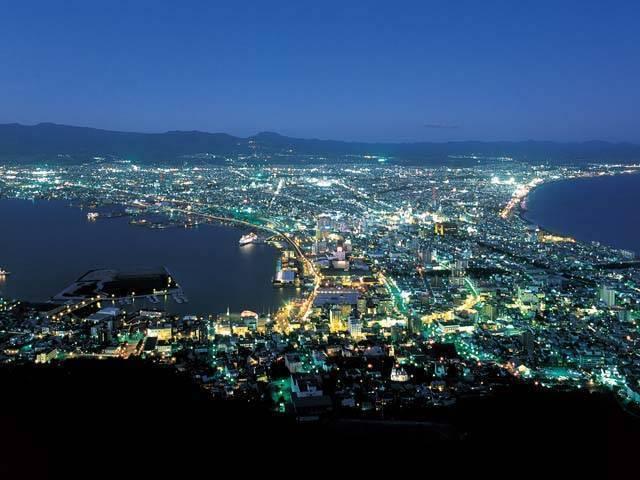 函館☆夜景