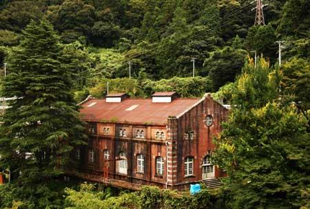 旧水力発電所