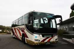 西播磨応援ブロガーツアーバス