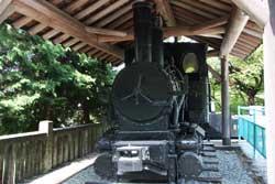 別子1号蒸気機関車