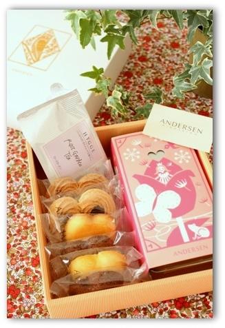 童話クッキー 親指姫 (4)