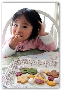 童話クッキー 親指姫 (7)