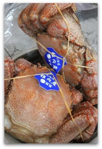 オホーツク毛蟹 (3)