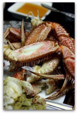 オホーツク毛蟹 (12)