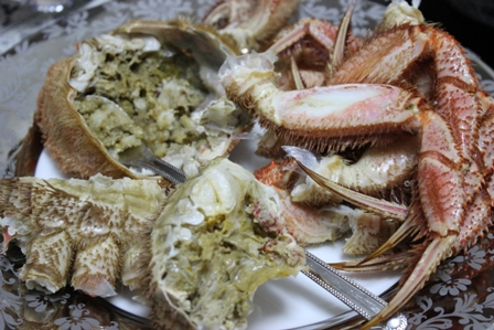オホーツク毛蟹 (13)