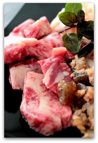 ぷるるん肉もつ鍋 (5)