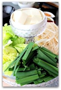 ぷるるん肉もつ鍋 (6)
