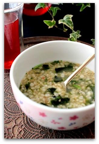 キューピー 玄米雑炊 (6)