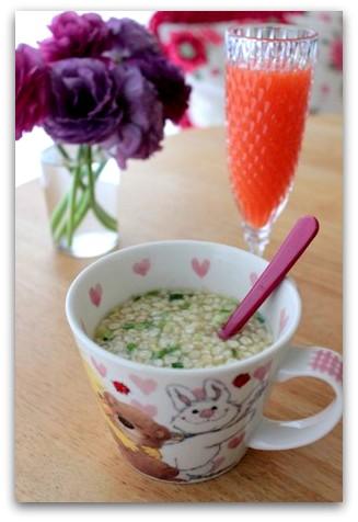 キューピー 玄米雑炊 (4)
