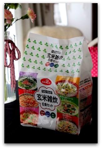 キューピー 玄米雑炊