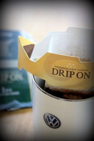キーコーヒー ドリップオン (2)