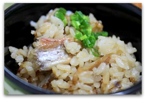 鯛ご飯 (9)