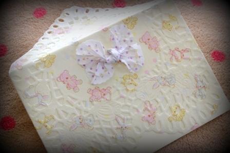 誕生お祝いカード (2)