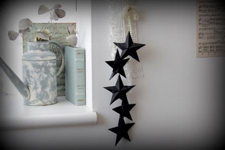 折り紙の立体お星様