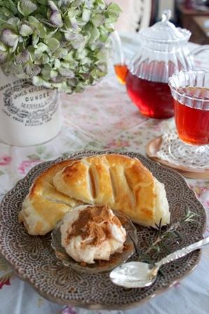 おうちパン工房 アップルパイ&カフェオレパン (8)