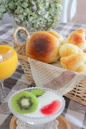 おうちパン工房 牛乳パン&クロワッサン (5)
