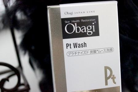 オバジ 泡洗顔フォーム (2)