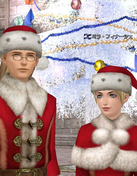 イルさんとクリスマス♪
