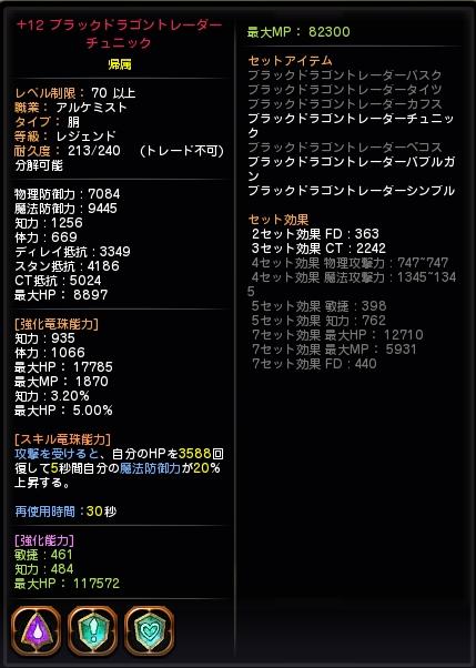BDL胴+12