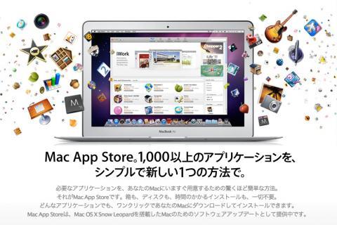 Mac App Storess