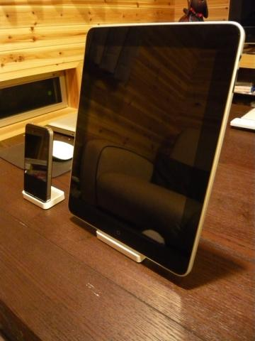iPadiPhone 4Dock