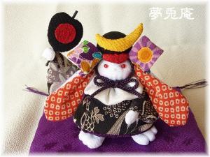 五月人形うさ (8)
