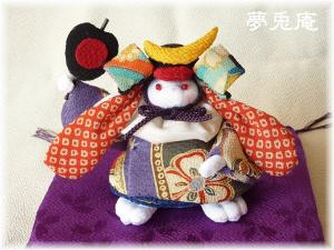 五月人形うさ (2)