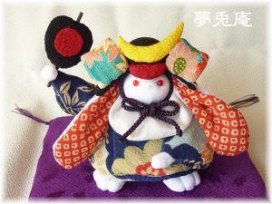 五月人形うさ (5)