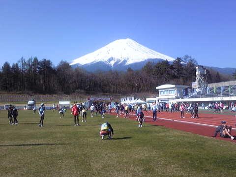 チャレンジ富士五湖1