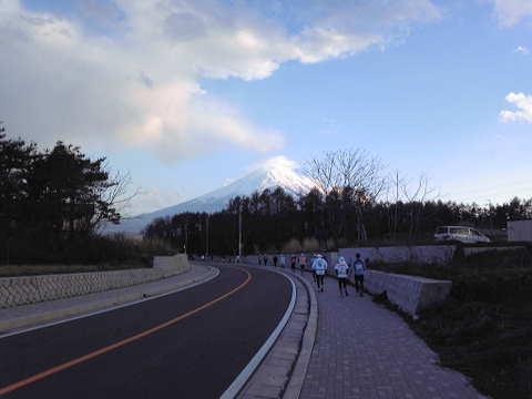 チャレンジ富士五湖4