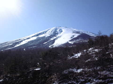 チャレンジ富士五湖5