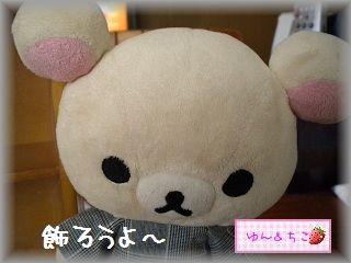 ちこちゃん日記★74★どうやって飾る?-4