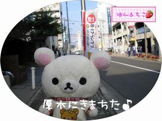 ちこちゃん日記★86★熱いぜ♪熱気(あつぎ)-1
