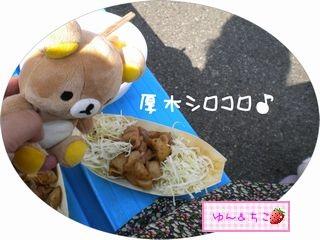 ちこちゃん日記★86★熱いぜ♪熱気(あつぎ)-5