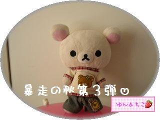 暴走の秋2010♪その3-1