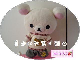暴走の秋2010その4♪ピカピカ-1