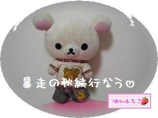 暴走の秋★6★FULL FACE Jr.~森のリラックマ~-1