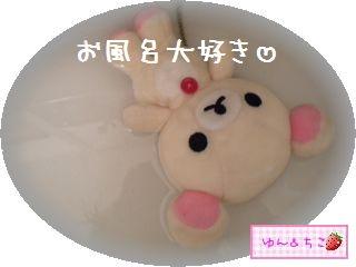 ちこちゃん日記特別編★6★お風呂大好き♪-2