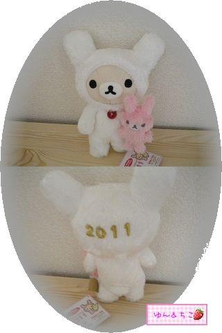 2011年の主役♪~コリちゃん~-2