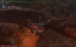 溶岩竜の刃ビレ