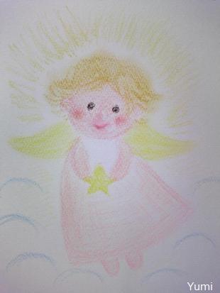 さき天使 空の上ブログ用