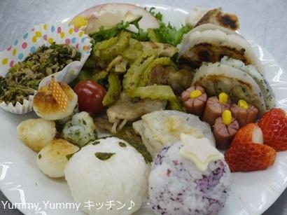 お弁当クッキング♪20130304-Aー1