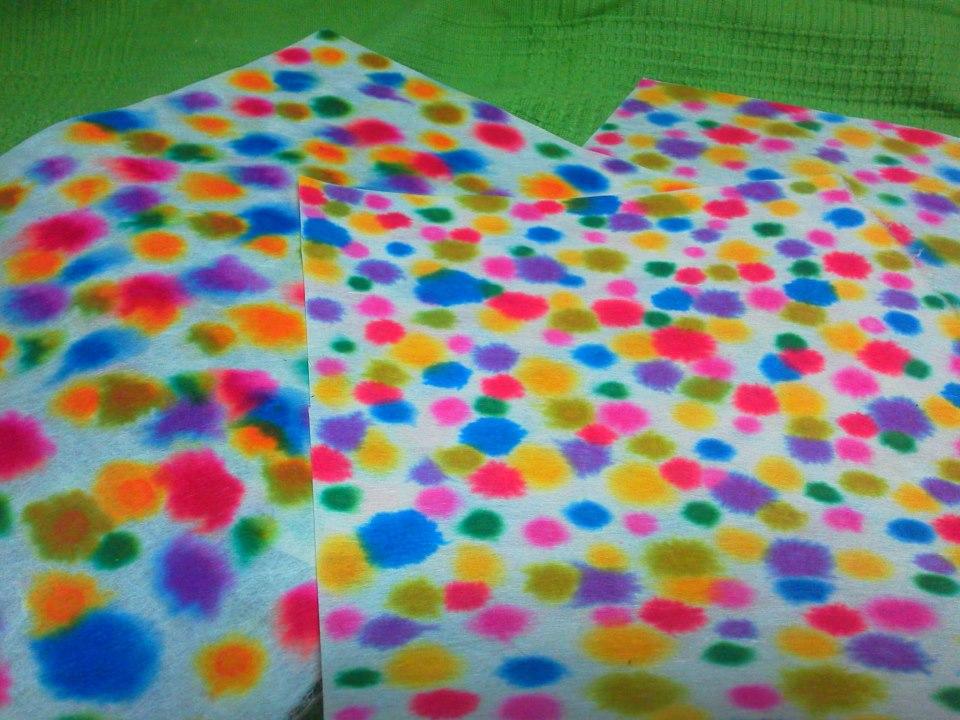 細川紙・colorful earth仕様