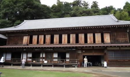 2012.10.8旧新井家